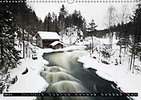 Karelien - Winterwandern in Finnland (Wandkalender 2019 DIN A3 quer) - Produktdetailbild 7