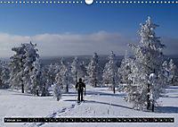 Karelien - Winterwandern in Finnland (Wandkalender 2019 DIN A3 quer) - Produktdetailbild 2