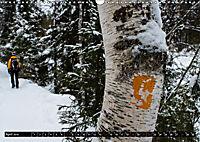 Karelien - Winterwandern in Finnland (Wandkalender 2019 DIN A3 quer) - Produktdetailbild 4