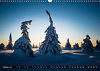 Karelien - Winterwandern in Finnland (Wandkalender 2019 DIN A3 quer) - Produktdetailbild 10