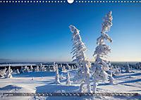 Karelien - Winterwandern in Finnland (Wandkalender 2019 DIN A3 quer) - Produktdetailbild 6