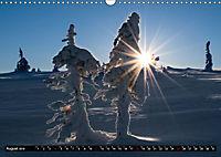 Karelien - Winterwandern in Finnland (Wandkalender 2019 DIN A3 quer) - Produktdetailbild 8