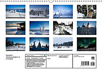 Karelien - Winterwandern in Finnland (Wandkalender 2019 DIN A3 quer) - Produktdetailbild 13