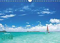 Karibik: Farbenfrohe Lebensfreude (Wandkalender 2019 DIN A4 quer) - Produktdetailbild 4