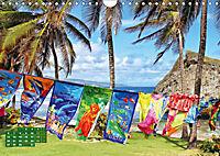 Karibik: Farbenfrohe Lebensfreude (Wandkalender 2019 DIN A4 quer) - Produktdetailbild 5