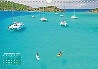 Karibik: Farbenfrohe Lebensfreude (Wandkalender 2019 DIN A4 quer) - Produktdetailbild 9