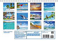 Karibik: Farbenfrohe Lebensfreude (Wandkalender 2019 DIN A4 quer) - Produktdetailbild 13