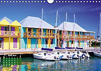 Karibik: Farbenfrohe Lebensfreude (Wandkalender 2019 DIN A4 quer) - Produktdetailbild 7