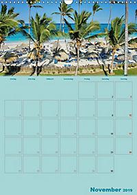 Karibik - Sonne, Strand und Palmen (Wandkalender 2019 DIN A3 hoch) - Produktdetailbild 11