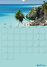 Karibik - Sonne, Strand und Palmen (Wandkalender 2019 DIN A3 hoch) - Produktdetailbild 4