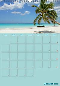 Karibik - Sonne, Strand und Palmen (Wandkalender 2019 DIN A3 hoch) - Produktdetailbild 1