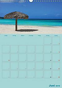 Karibik - Sonne, Strand und Palmen (Wandkalender 2019 DIN A3 hoch) - Produktdetailbild 6