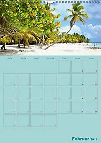 Karibik - Sonne, Strand und Palmen (Wandkalender 2019 DIN A3 hoch) - Produktdetailbild 2