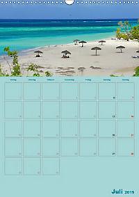 Karibik - Sonne, Strand und Palmen (Wandkalender 2019 DIN A3 hoch) - Produktdetailbild 7