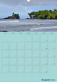Karibik - Sonne, Strand und Palmen (Wandkalender 2019 DIN A3 hoch) - Produktdetailbild 8