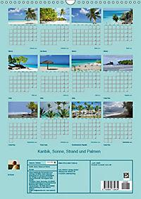 Karibik - Sonne, Strand und Palmen (Wandkalender 2019 DIN A3 hoch) - Produktdetailbild 13