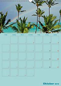 Karibik - Sonne, Strand und Palmen (Wandkalender 2019 DIN A3 hoch) - Produktdetailbild 10
