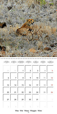 Karibu Kenya (Wall Calendar 2019 300 × 300 mm Square) - Produktdetailbild 5