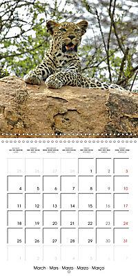 Karibu Kenya (Wall Calendar 2019 300 × 300 mm Square) - Produktdetailbild 3