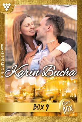 Karin Bucha Box: Karin Bucha Jubiläumsbox 9 – Liebesroman, Karin Bucha