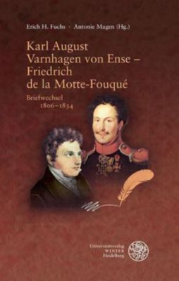 Karl August Varnhagen von Ense - Friedrich de la Motte-Fouqué -  pdf epub
