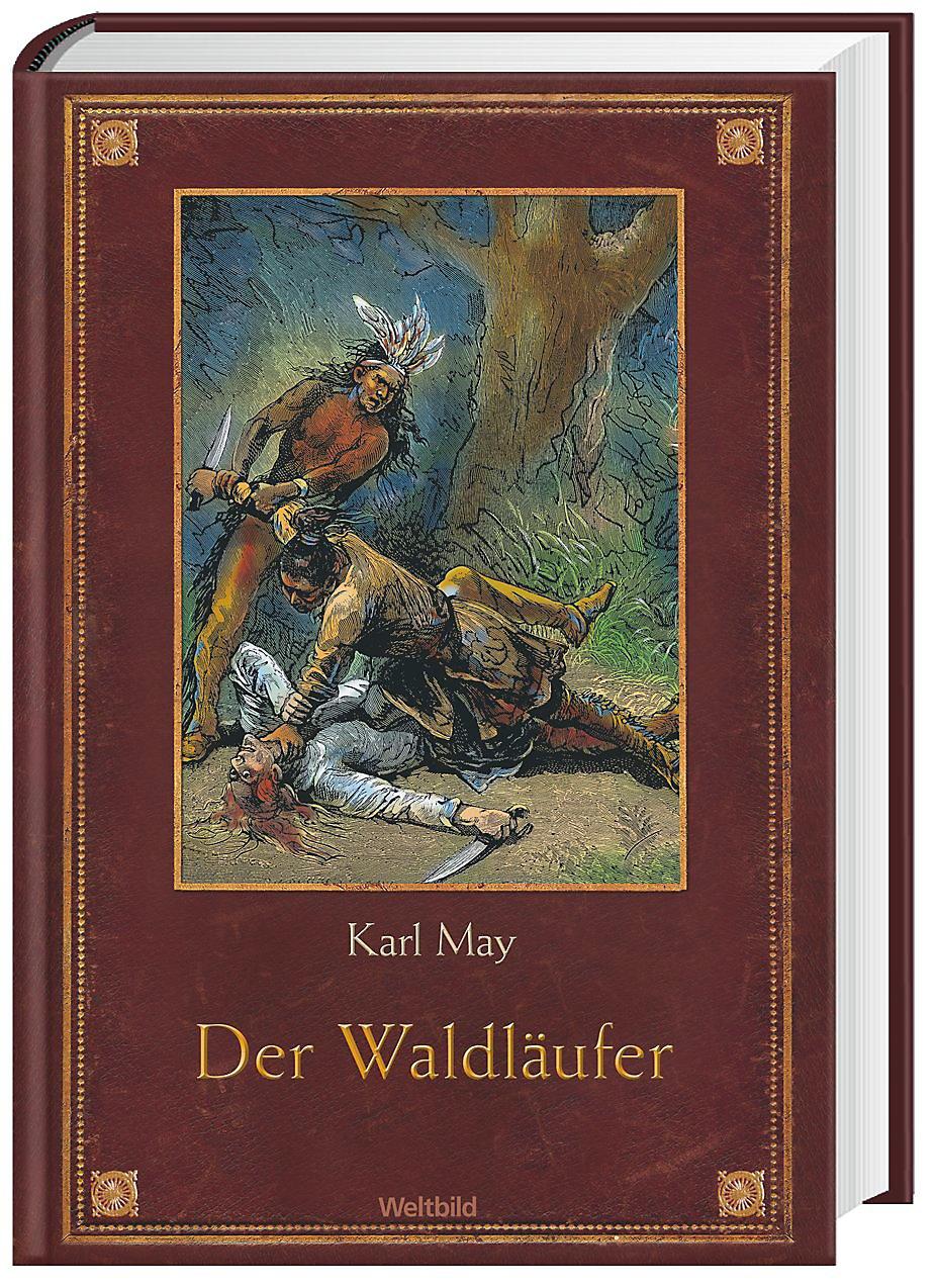 Karl May Der Waldläufer Buch Bei Weltbildde Online Bestellen