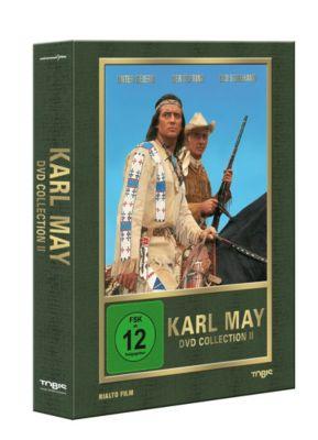 Karl May DVD Collection 2, Karl May Collection2 Jumbo Amaray