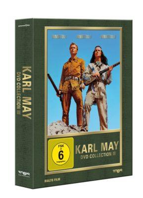 Karl May DVD Collection 3, Karl May Collection3 Jumbo Amaray