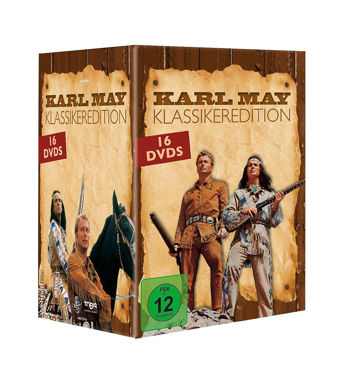Karl May Klassikeredition Dvd Bei Weltbildde Bestellen
