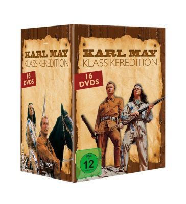 Karl May Klassikeredition, Karl May