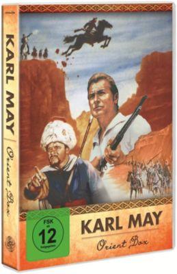 Karl May: Orient Box, Karl May