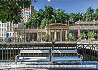KARLSBAD Das Juwel der Kurstädte Europas (Wandkalender 2018 DIN A2 quer) - Produktdetailbild 1