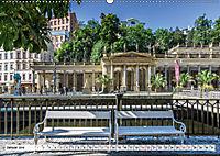 KARLSBAD Das Juwel der Kurstädte Europas (Wandkalender 2019 DIN A2 quer) - Produktdetailbild 1