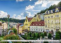 KARLSBAD Das Juwel der Kurstädte Europas (Wandkalender 2019 DIN A2 quer) - Produktdetailbild 2