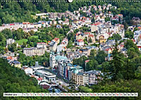 KARLSBAD Das Juwel der Kurstädte Europas (Wandkalender 2019 DIN A2 quer) - Produktdetailbild 10
