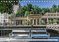 KARLSBAD Das Juwel der Kurstädte Europas (Tischkalender 2019 DIN A5 quer) - Produktdetailbild 1