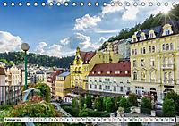 KARLSBAD Das Juwel der Kurstädte Europas (Tischkalender 2019 DIN A5 quer) - Produktdetailbild 2