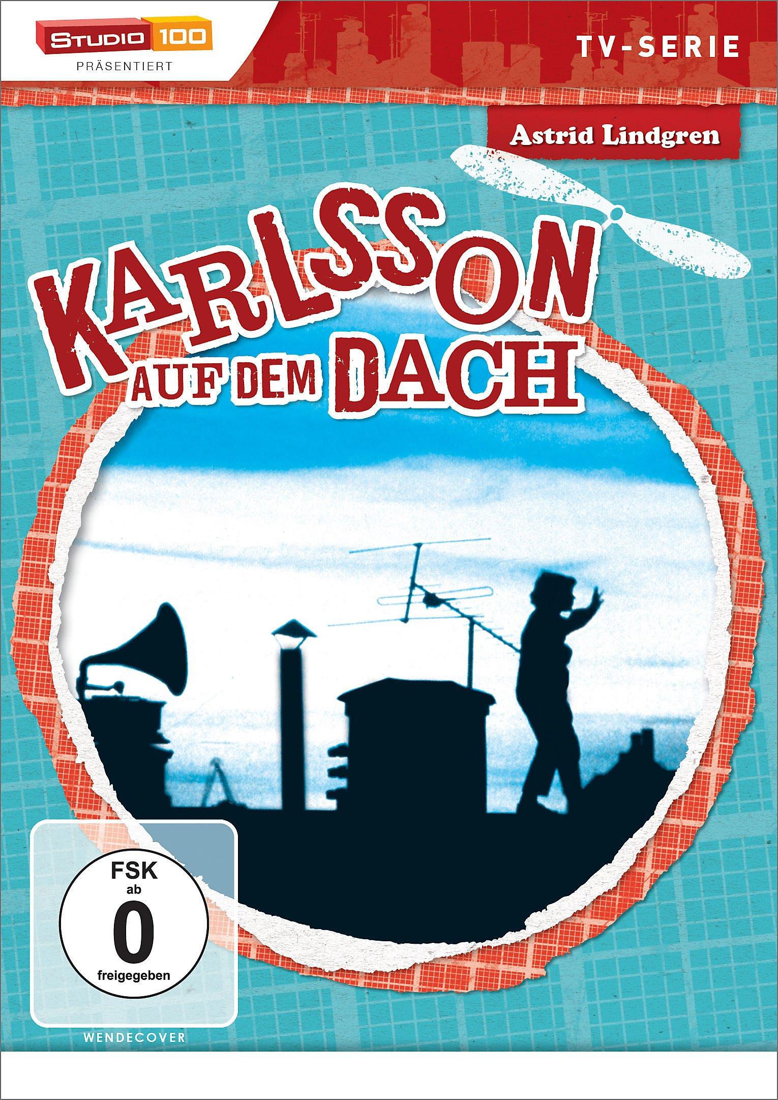 Karlsson Auf Dem Dach Tv Serie Dvd Bei Weltbildch Bestellen