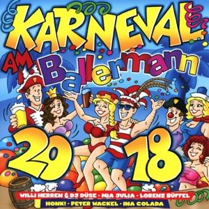 Karneval Am Ballermann 2018, Various