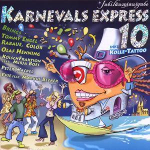 Karnevalsexpress 10 (Goes Mall, Diverse Interpreten