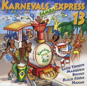 Karnevalsexpress 13, Various