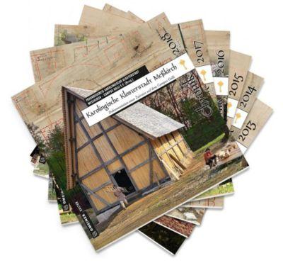 Karolingische Klosterstadt Meßkirch - Chronik 2013-2018 -  pdf epub