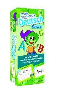 Karteibox Deutsch Klasse 1, ademo Verlag