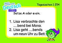 Karteibox Deutsch Klasse 4 - Produktdetailbild 3