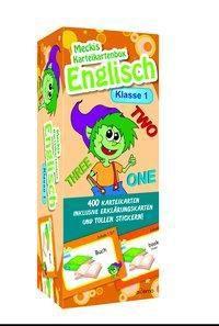 Karteibox Englisch Klasse 1, ademo Verlag