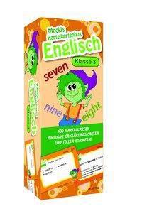 Karteibox Englisch Klasse 3, ademo Verlag