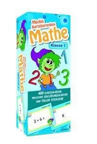Karteibox Mathe Klasse 1, ademo Verlag