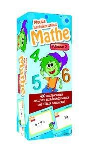 Karteibox Mathe Klasse 2, ademo Verlag