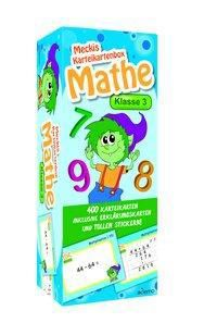 Karteibox Mathe Klasse 3, ademo Verlag