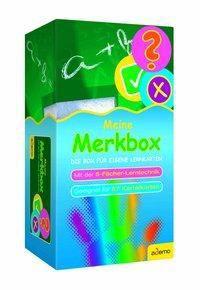 Karteibox Meine Merkbox A7, ademo Verlag
